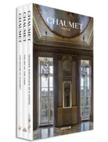 CHAUMET SLIPCASE SET : THE ART OF THE TIARA, NATURE OF CHAUMET,  VEND ME (3 VOLS