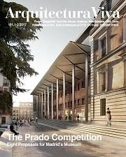 ARQUITECTURA VIVA Nº 191. THE PRADO COMPETITION. EIGHT PROPOSALS FOR MADRID´S MUSEUM
