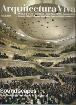 ARQUITECTURA VIVA Nº 193. SOUNDSCAPES. NEW BUILDINGS FOR MUSIC EN EUROPE