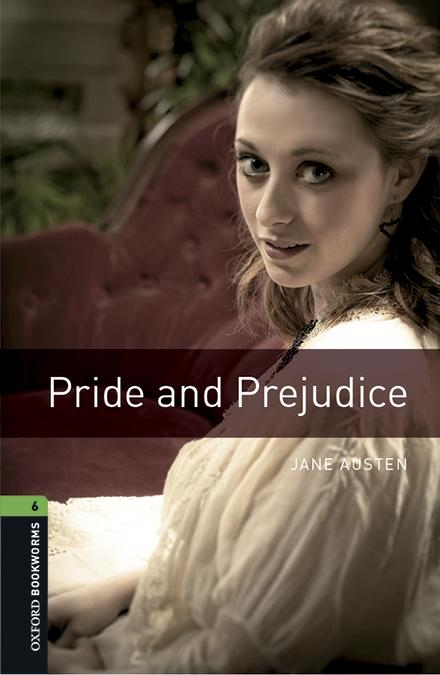 OXFORD BOOKWORMS LIBRARY 6. PRIDE & PREJUDICE MP3 PACK