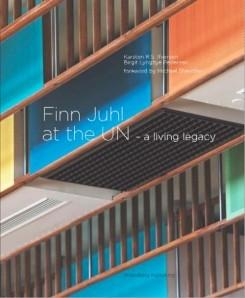 FINN JUHL AT THE U. N..