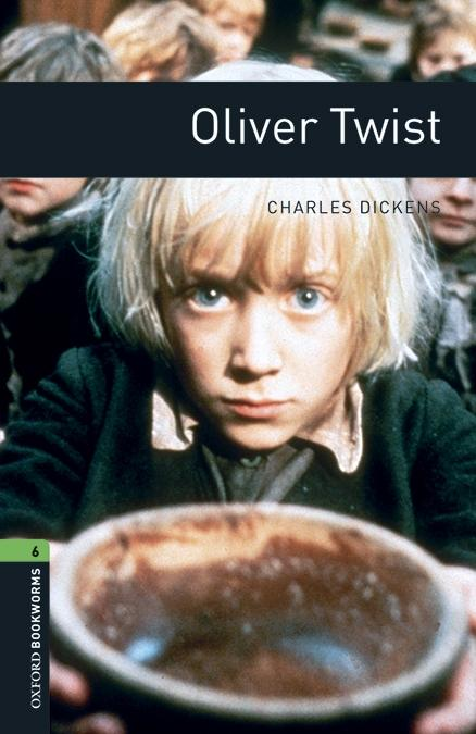 OXFORD BOOKWORMS LIBRARY 6. OLIVER TWIST MP3 PACK