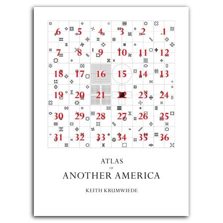 AN ATLAS OF ANOTHER AMERICA: AN ARCHITECTURAL FICTION