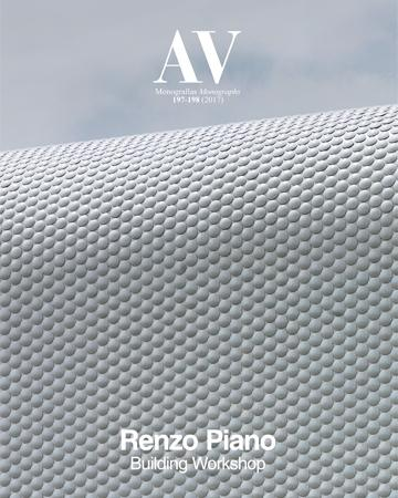PIANO: RENZO PIANO. BUILDING WORKSHOP AV Nº 197-198
