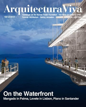 ARQUITECTURA VIVA Nº 197. ON THE WATERFRONT. MANGADO, LEVETE+AL A, PIANO,