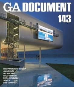 GA DOCUMENT Nº 143. PIANO, ISHIGAMI, MOSS, PATKAU, DORELL GHOTMEH TANE, SNOHETTA, CHIPPERFIELD