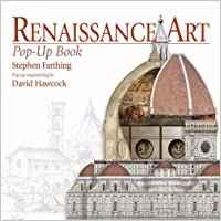 RENAISSANCE ART. POP UP BOOK