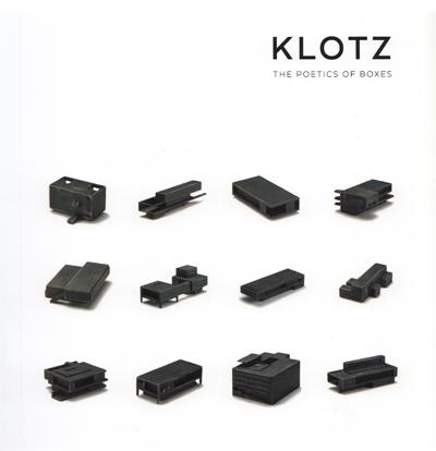 KLOTZ. THE POETICS OF BOXES