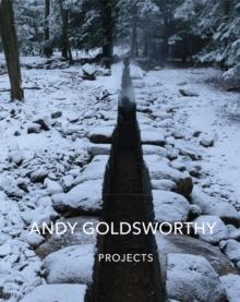 GOLDSWORTHY: PROJECTS. ANDY GOLDSWORTHY