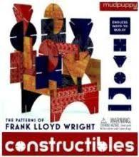 PATTERNS OF FRANK LLOYD WRIGHT. CONSTRUCTIBLES