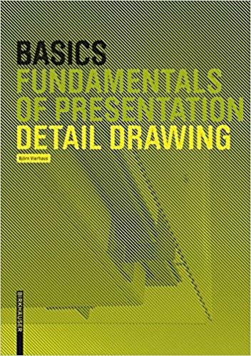 BASICS DETAIL DRAWING. FUNDAMENTALS OF PRESENTATION