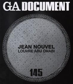 NOUVEL: GA DOCUMENT Nº 145. JEAN NOUVEL, LOUVRE ABU DHABI
