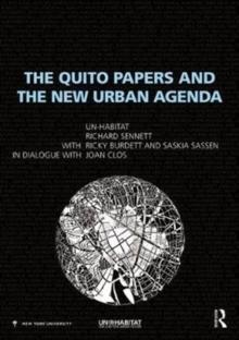 THE QUITO PAPERS AND THE NEW URBAN AGENDA.