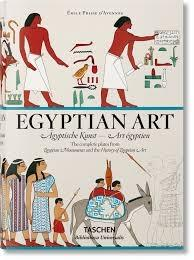 PRISSE D AVENNES. EGYPTIAN ART
