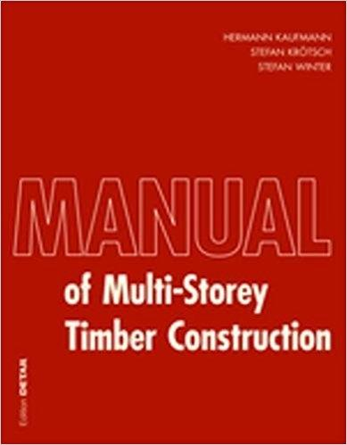 MANUAL OF MULTISTOREY TIMBER CONSTRUCTION