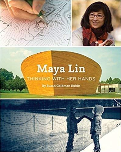 MAYA LIN. THINKING WITH HER HANDS
