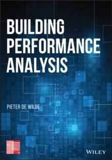BUILDING PERFORMANCE ANALYSIS