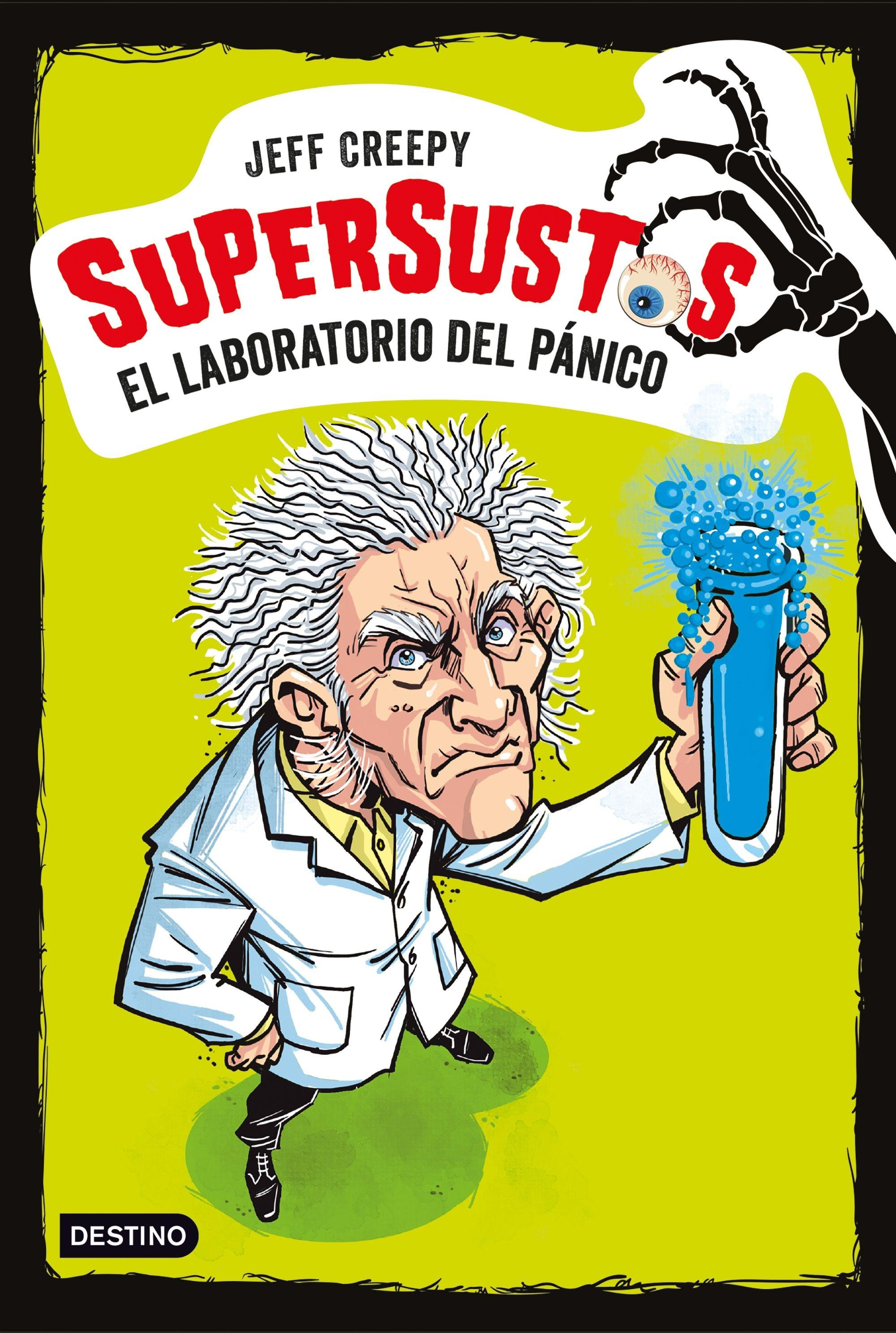 SUPERSUSTOS. EL LABORATORIO DEL PÁNICO.