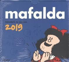 MAFALDA CALENDARIO DE COLECCION 2019