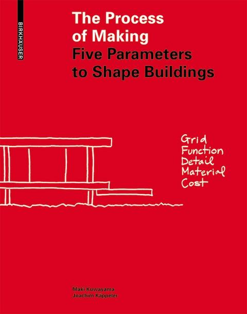 "PROCESS OF MANKING, THE ""FIVE PARAMETERS TO SHAPE BUILDINGS"""
