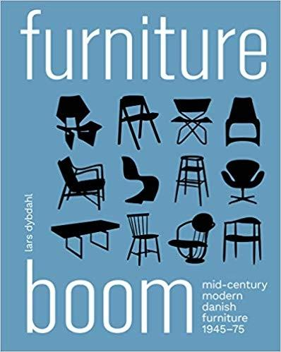 FURNITURE BOOM. MID- CENTURY MODERN DESIGN FURNITURE 1945- 75