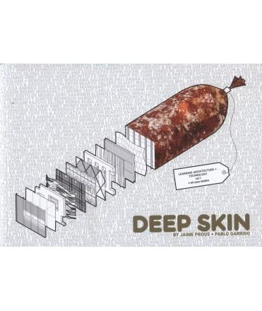 "DEEP SKIN ""LEARNING ARCHITECTURE +  TECHNOLOGY VOL 1 60 CASE STUDIES"""