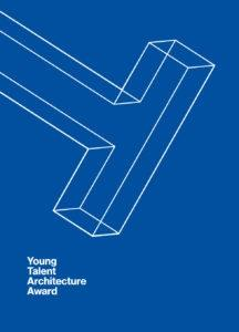 YTAA 2018   YOUNG TALENT ARCHITECTURE AWARD
