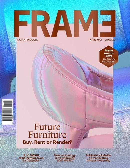 FRAME Nº 128  FUTURE FORNITURE.  BUY, RENT OR RENDER?