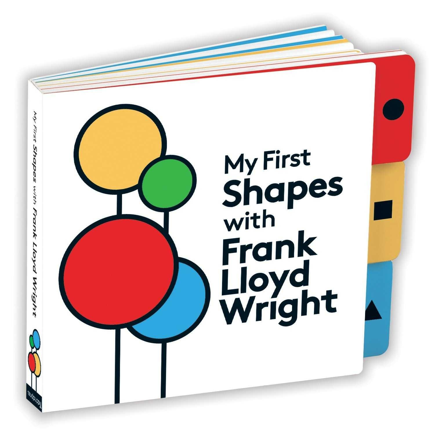 FIRST SHAPES WITH FRANK LLOYD WRIGHT
