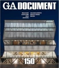GA DOCUMENT Nº 150. RADIC, SEJIMA, SANAA, NOUVEL, HADID, BARCLAY &CROUSE, MECANOO,