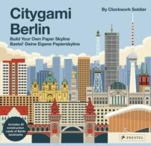 CITYGAMI BERLIN- BUILD YOUR OWN PAPER SKYLINE