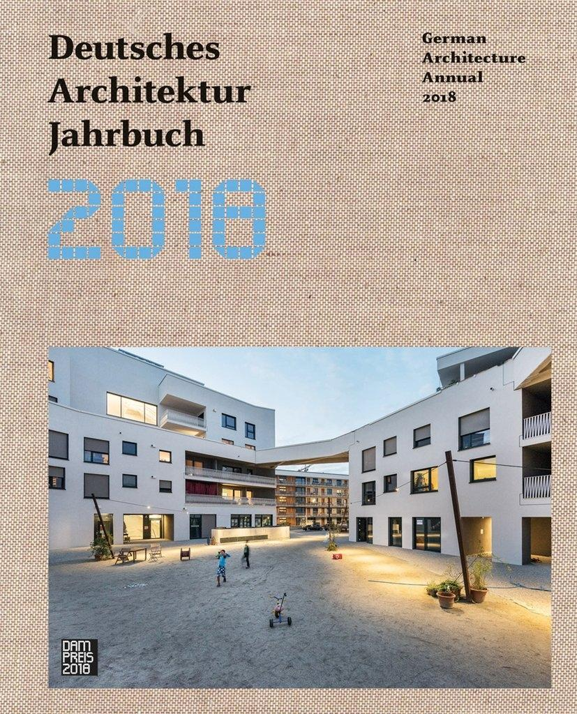 GERMAN ARCHITECTURE ANNUAL 2018