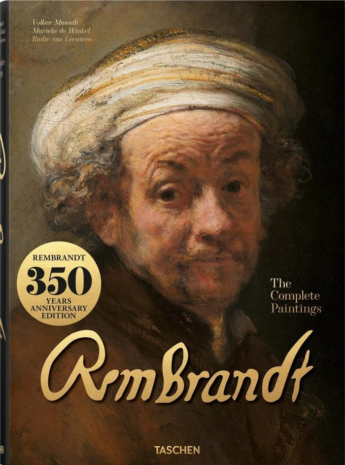 REMBRANDT: THE COMPLETE PAINTINGS.
