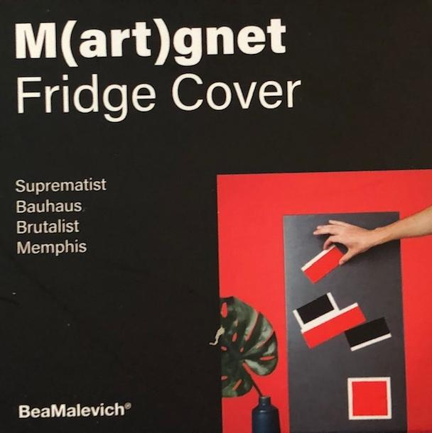 IMANES FIDGE COVER MARGNET