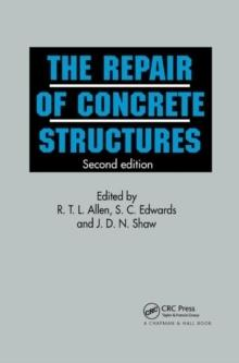 REPAIR OF CONCRETE STRUCTURES