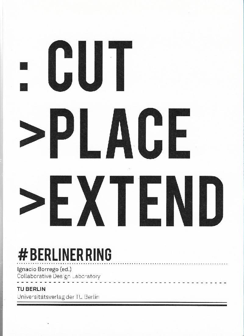 CUT PLACE EXTEND. BERLINER RING