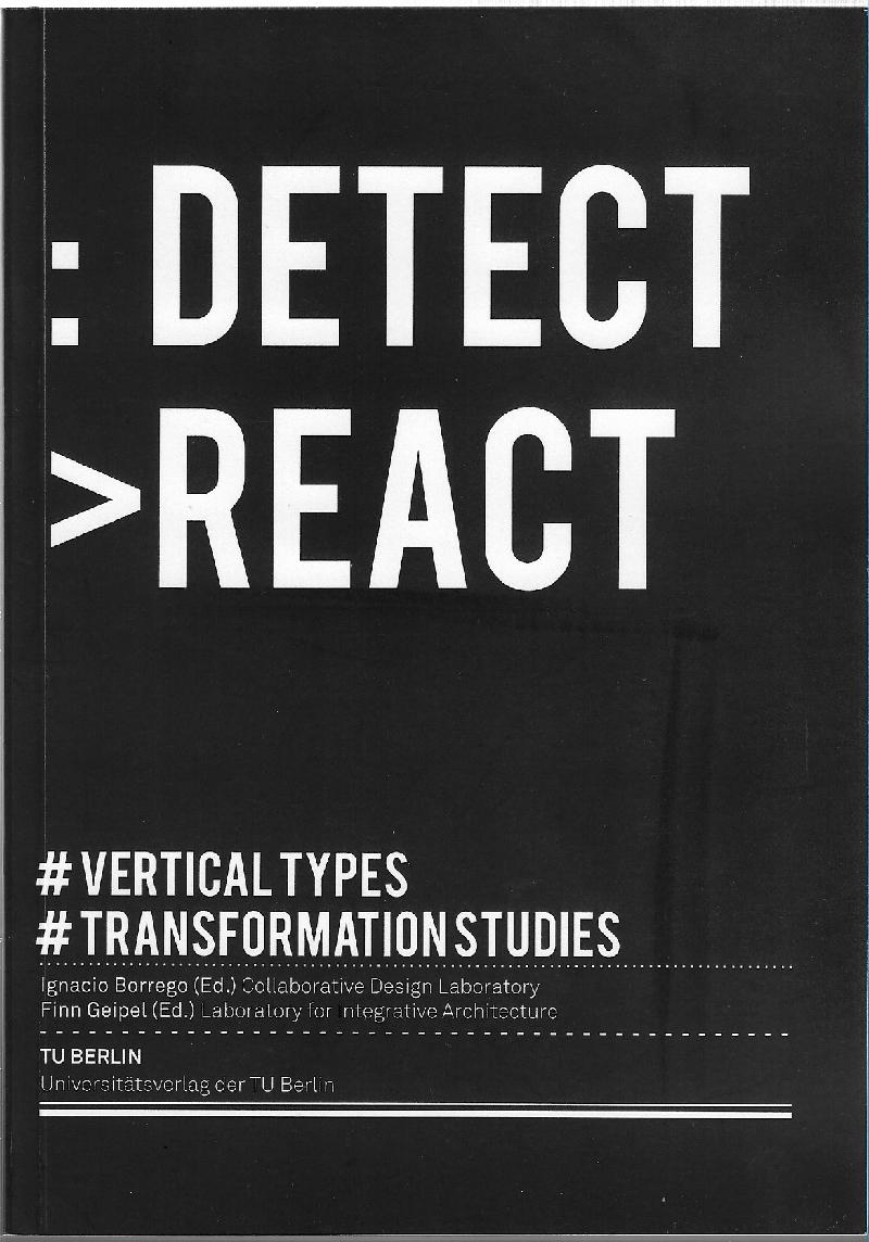 DETECT REACT. VERTICAL TYPES. TRANSFORMATIONS STUDIES