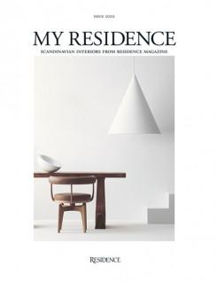 MY RESIDENCE. SCANDINAVIAN INTERIORS FROM RESIDENCE MAGAZINE 2020