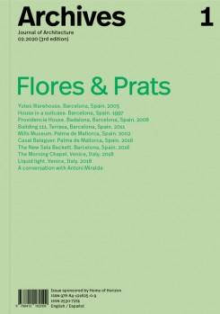 "FLORES & PRATS  ARCHIVES  1 ""(3RD UPDATED EDITION)"""
