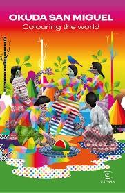 OKUDA. COLOURING THE WORLD