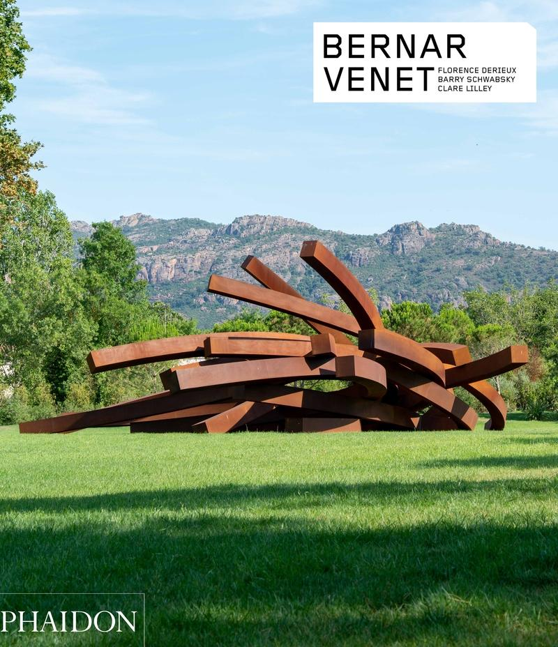 BERNAR VENET  CONTEMPORARY ARTIST SERIES