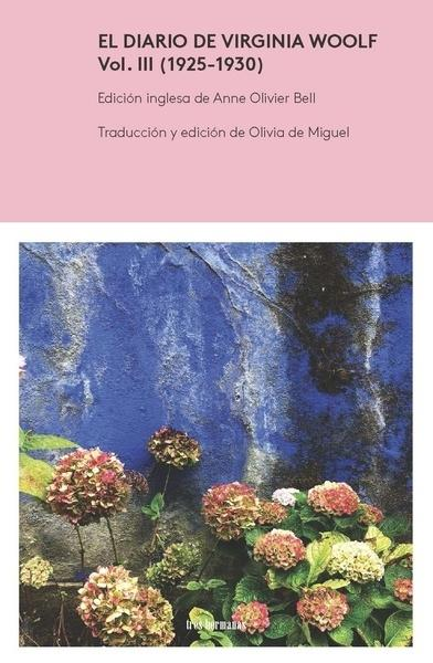 DIARIO DE VIRGINA WOOLF, VOL. III, EL