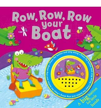"ROW ROW ROW YOUR BOAT - BIG BUTTON - ING ""BIG BUTTON SOUNDS"""