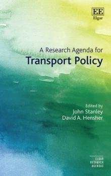 A RESEARCH AGENDA FOR TRANSPORT POLICY