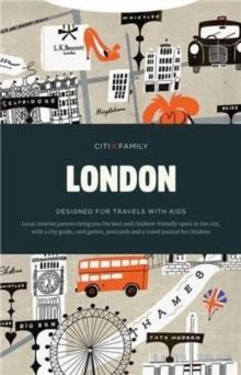 CITIXFAMILY - LONDON . DESIGNED FOR TRAVELS WITH KIDS