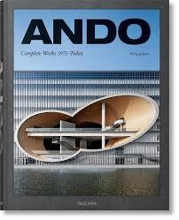 ANDO. COMPLETE WORKS 1975 A TODAY .   40TH ANNIVERSARY EDITION