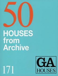 GA HOUSES Nº171. 50 HOUSES FROM ARCHIVE
