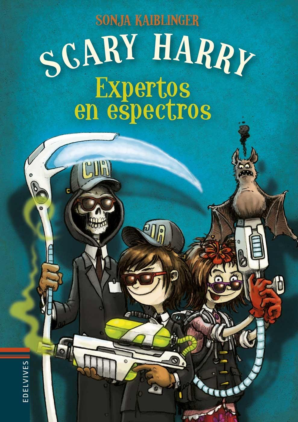 SCARY HARRY: EXPERTOS EN ESPECTROS