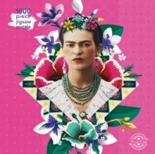 FRIDA KAHLO PINK : 1000-PIECE JIGSAW PUZZLES