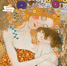 GUSTAV KLIMT: THREE AGES OF WOMAN : 1000-PIECE JIGSAW PUZZLES